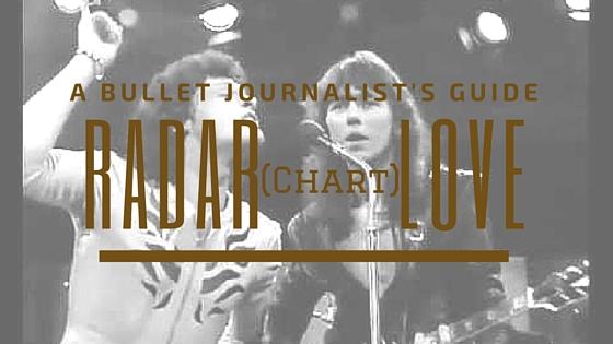 Radar (Chart) Love!